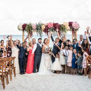 Bianca and Ramon wedding