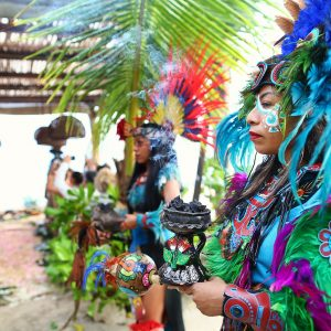 Mayan Wedding at Blue Venado