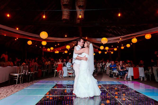 Alla + Zach Wedding in Blue Venado, Playa del Carmen, Riviera Maya, Mexico.